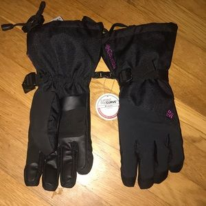 Women's Columbia gloves